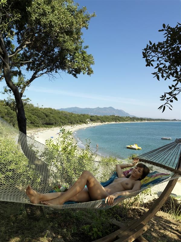 Nudist Beach In Corsica Holiday Resort With Naturist