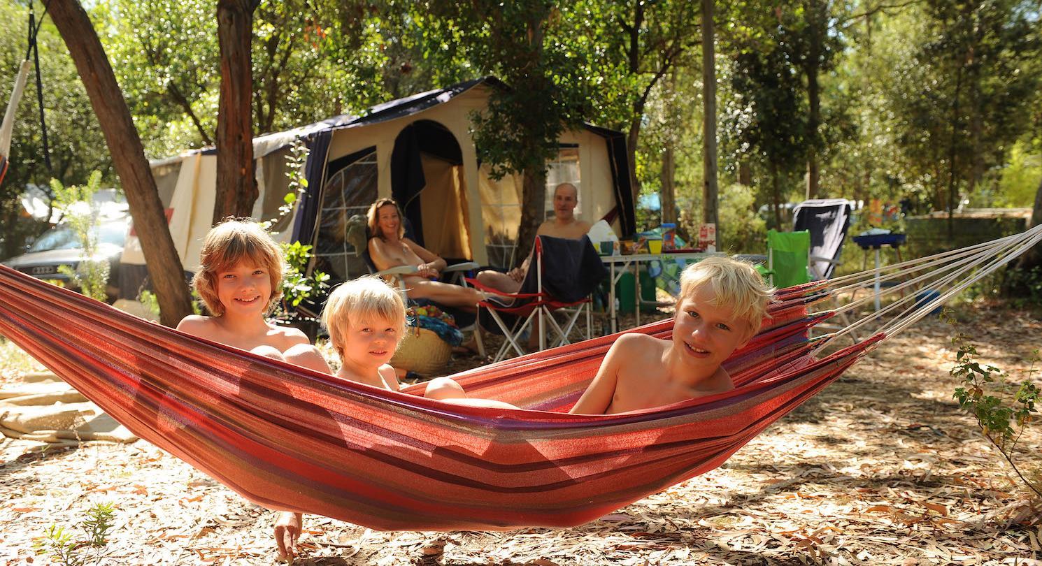 Naturist families