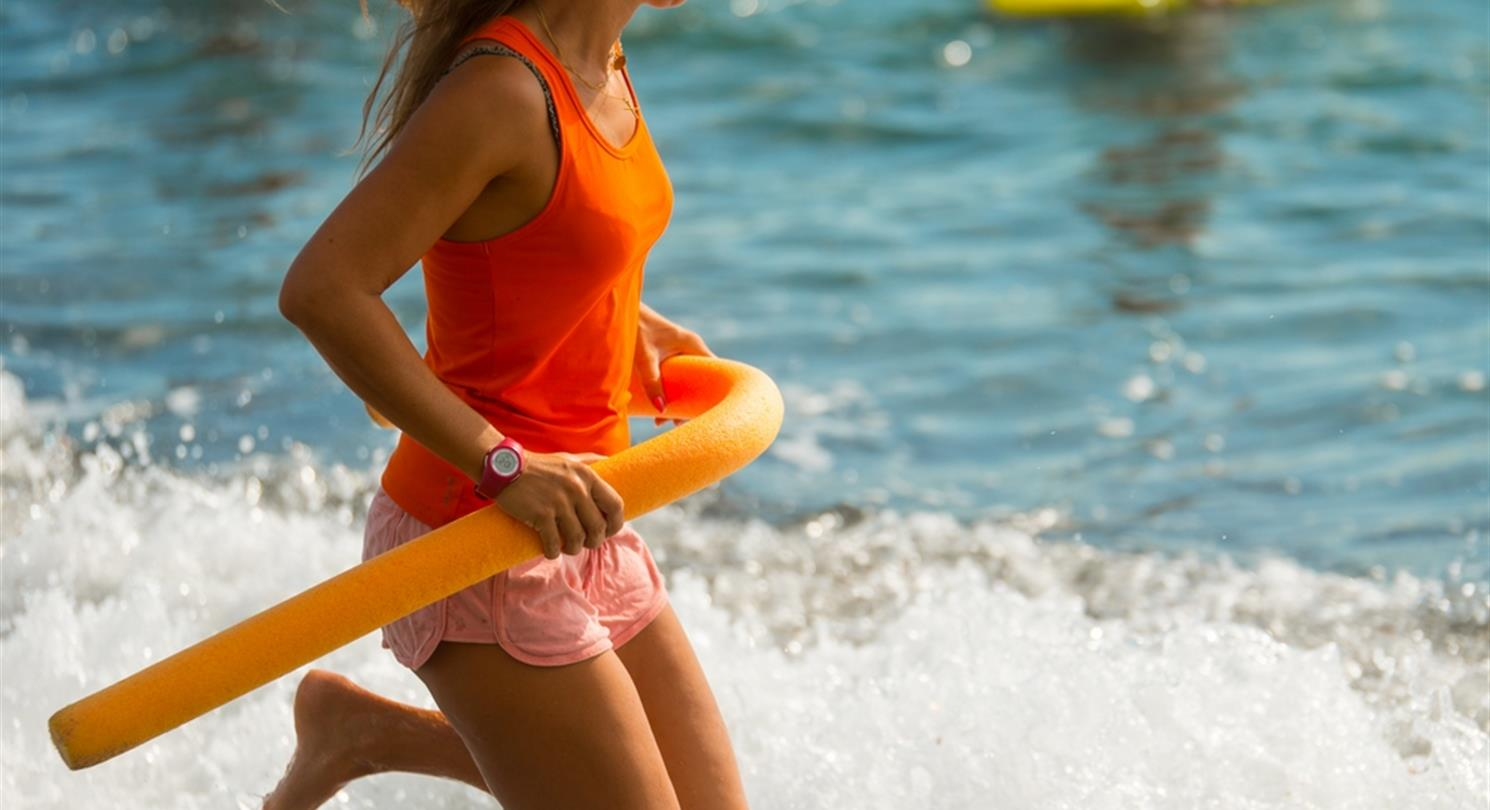 Naturist Campsite Corsica With Sports Activities For